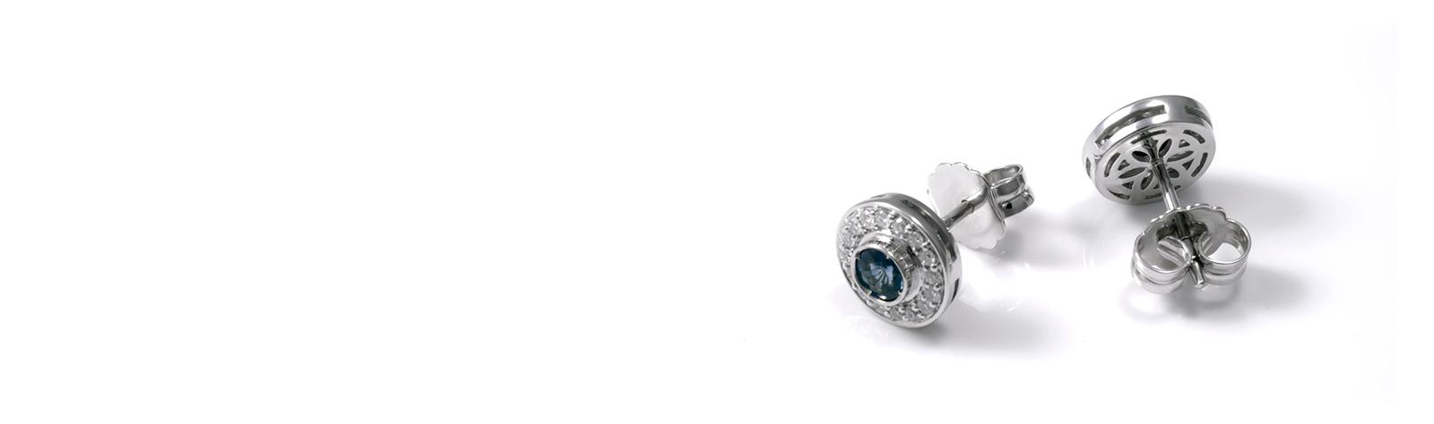 Compra Online Pendientes de Oro y Diamantes