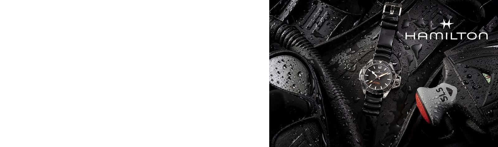 Compra Online Relojes Hamilton | Santamaría Joyeros
