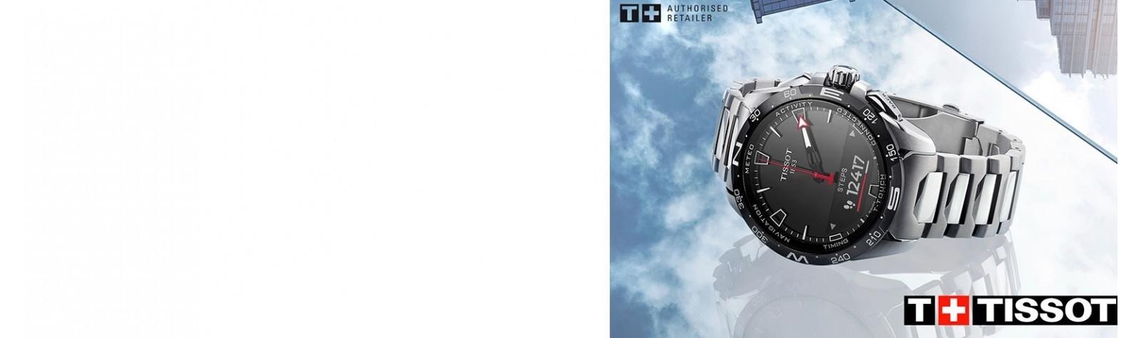 Compra Online Tissot T- Touch con movimiento solar | Santamaría Joyeros