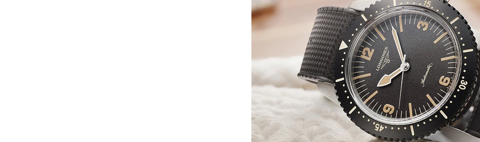 Compra Online Colección Skin Watch de Longines | Santamaría Joyeros
