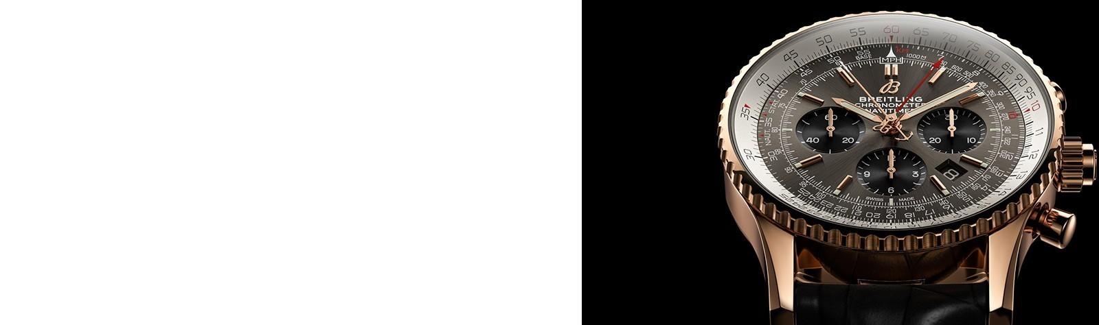 Descubre nuestro Outlet de Relojes Breitling | Santamaría Joyeros